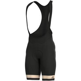 Alé Cycling Classic Vintage Bib Shorts Herren black-beige